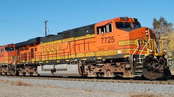 AAR standard S-400 entre os trens mais longos do mundo