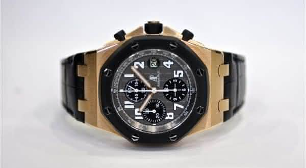 Audemars Piguet Royal Oak Offshore Rubber Clad entre os relogios masculinos mais caros do mundo