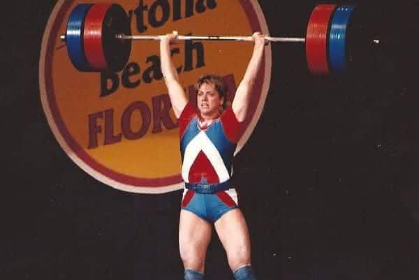 Judy Glenney entre as mulheres mais fortes do mundo