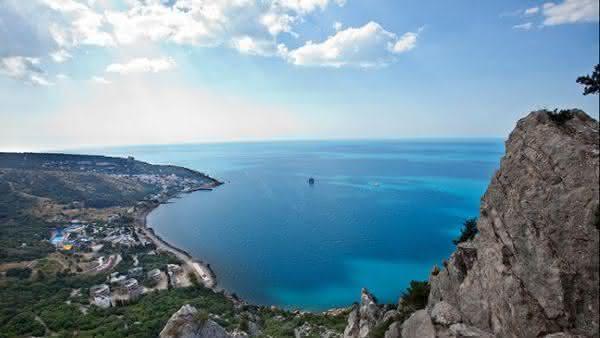 Mar Negro entre oceanos e mares mais profundos do mundo