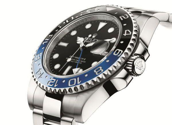 Rolex GMT Master II entre os relogios masculinos mais caros do mundo