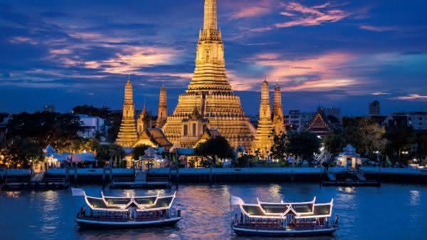 bangkok entre as cidades com mais quartos de hoteis do mundo
