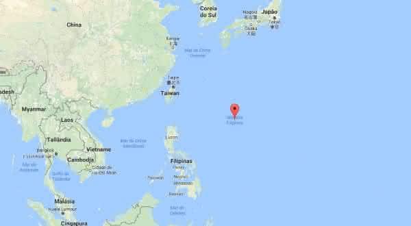 mar das filipinas entre os maiores mares do mundo