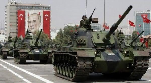 turquia entre as maiores potencias militares do mundo