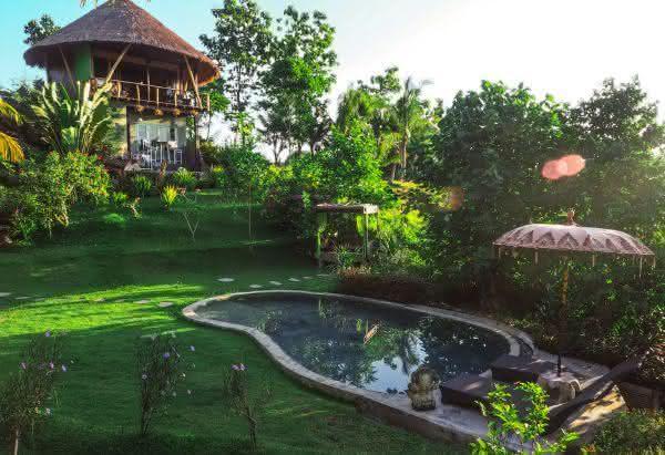 Balian Treehouse entre os airbnb mais populares do mundo