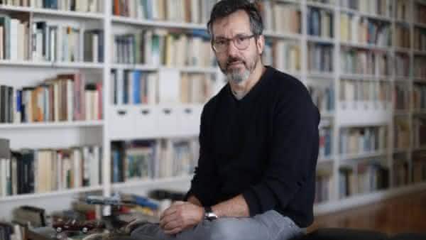 Bernardo Carvalho entre os melhores escritores brasileiros