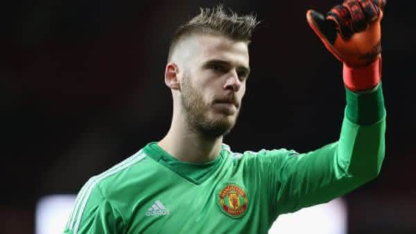 David De Gea entre as transferencias de goleiros mais caras do mundo