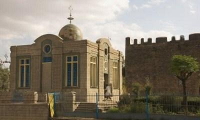 Igreja de Santa Maria de Siao entre as igrejas mais antigas do mundo
