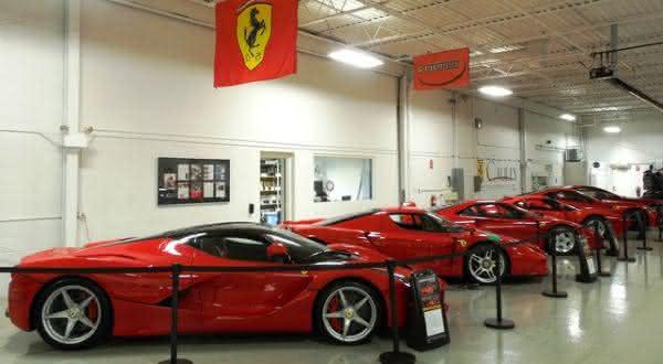 Top 10 maiores colecionadores de carro do mundo 2