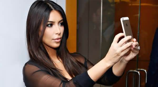 Kim Kardashian entre as pessoas mais seguidas no instagram