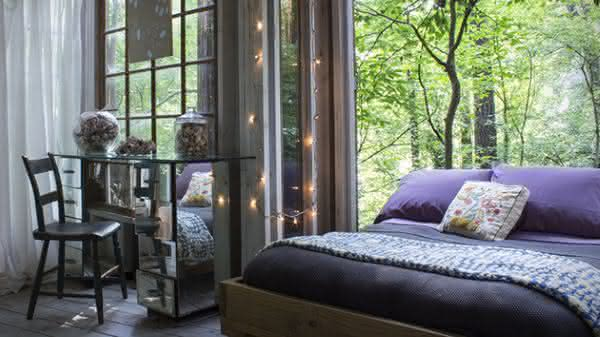 Secluded Intown Treehouse 2 entre os airbnb mais populares do mundo