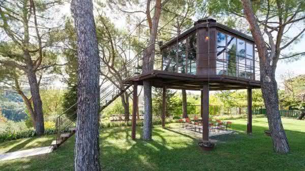 TREEhouse casaBARTHEL entre os airbnb mais populares do mundo