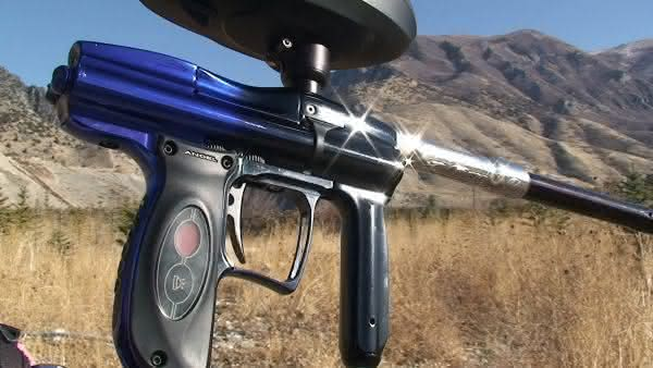 WDP Angel G7 entre as armas de paintball mais caras do mundo
