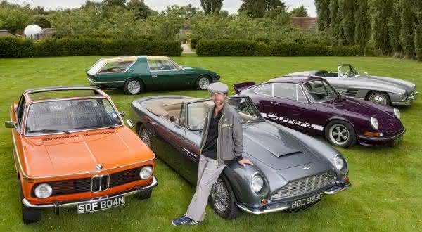 jay kay entre os maiores colecionadores de carros do mundo