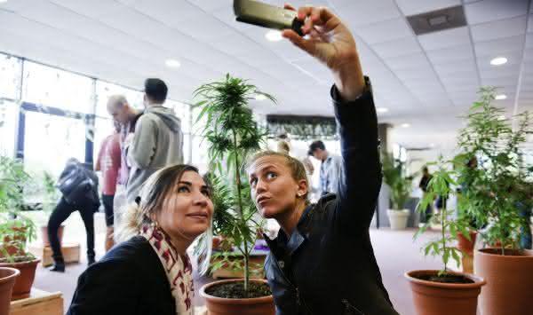 uruguai entre os países onde as drogas são legalizadas
