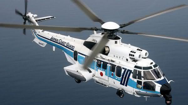 Airbus H225 Super Puma entre os helicopteros mais caros do mundo