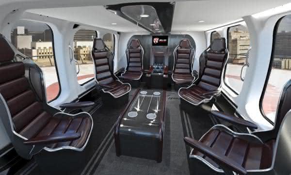 Bell 525 Relentless 2 entre os helicopteros mais caros do mundo