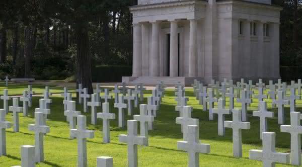 Brookwood Cemetery entre os maiores cemiterios do mundo