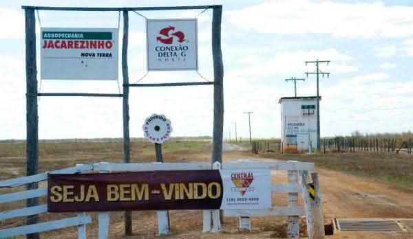 Fazenda Jacarezinho Nova Terra entre as maiores fazendas do Brasil