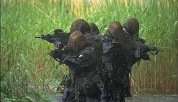 Frogman Corps entre as forcas especiais mais poderosas do mundo