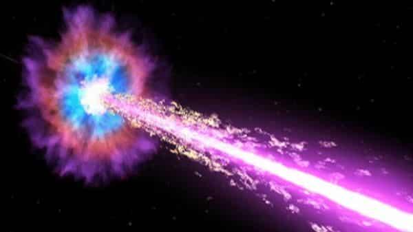 GRB 090423 entre as maiores explosoes ja ocorridas
