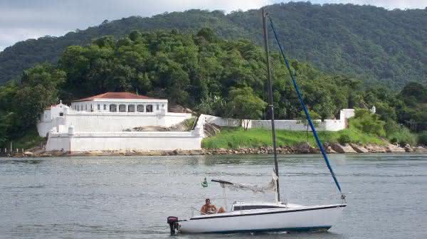 Ilha de Santo amaro entre as maiores ilhas do brasil