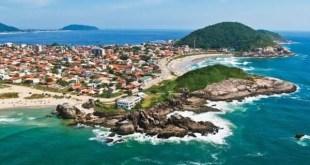 Ilha de Sao Francisco do Sul entre as maiores ilhas do brasil