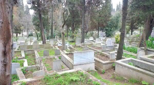 Karacaahmet Cemetery entre os maiores cemiterios do mundo