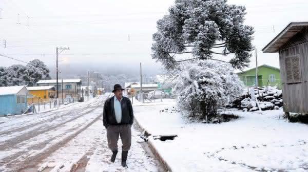 Sao Jose dos Ausentes entre as cidades mais frias do brasil