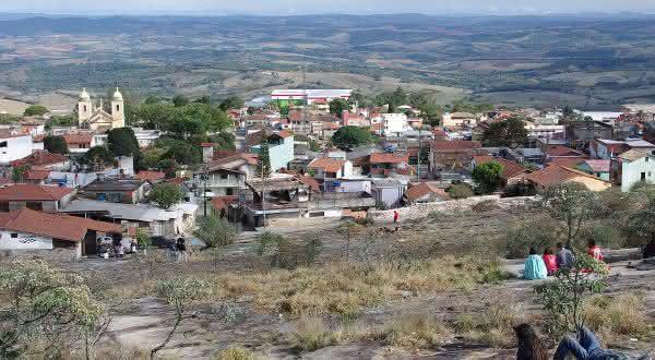 Sao Thome das Letras entre as cidades mais altas do brasil