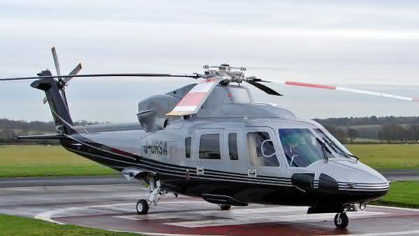 Sikorsky S-76C entre os helicopteros mais caros do mundo