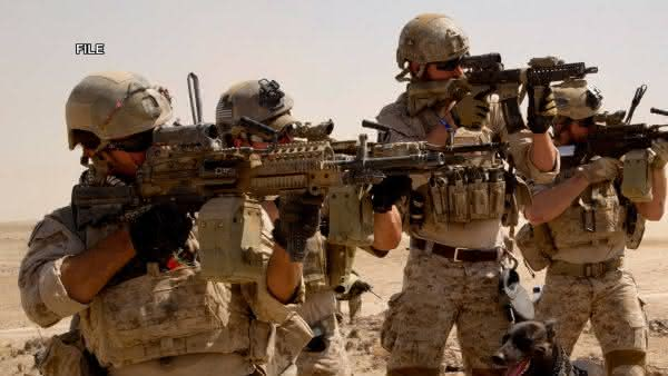 US Navy SEALs entre as forcas especiais mais poderosas do mundo