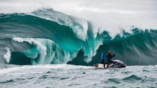 Cyclops entre os locais de surf mais perigosos do mundo