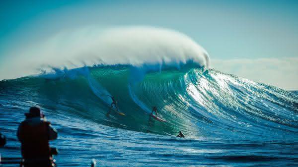 Dungeons entre os locais de surf mais perigosos do mundo