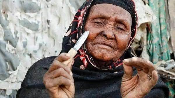 Eritrea entre os paises com maior taxa de circuncisao do mundo