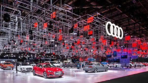 Paris Auto Show entre as maiores feiras de automoveis do mundo