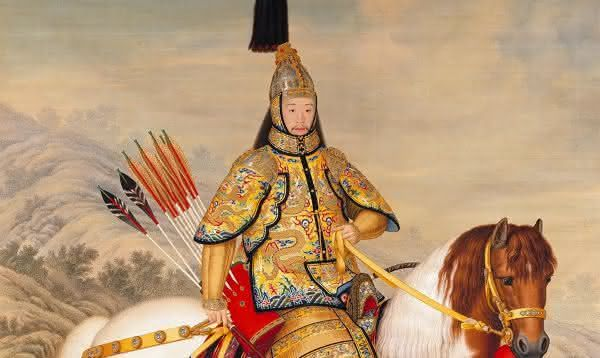 Qianlong entre os reinados mais longos da historia