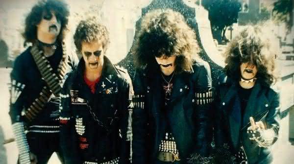 Sarcofago entre as maiores bandas de rock brasileiras da historia