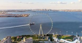 New York Wheel entre as maiores roda-gigantes do mundo