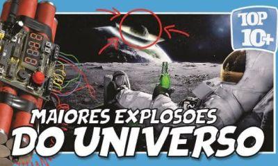 top 10 maiores explosões do universo