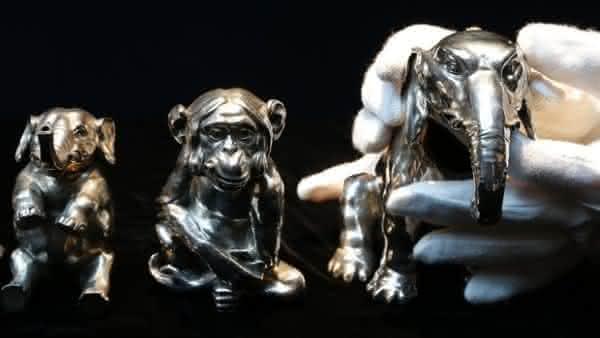Faberge Imperial Table entre os isqueiros mais caros do mundo