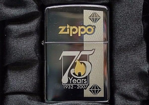 Zippo Windproof entre os isqueiros mais caros do mundo