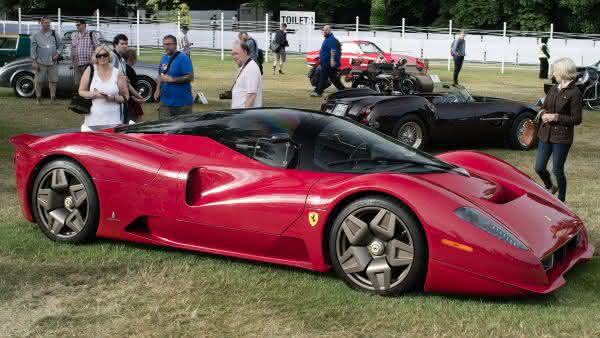Top 10 Ferraris Mais Caras Ja Construidas