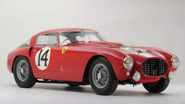 Ferrari 340-375 MM Berlinetta Competizione entre os carros ferrari mais caras ja construidas