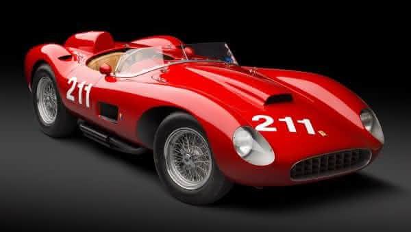 Ferrari 625 TRC Spider entre os carros ferrari mais caras ja construidas