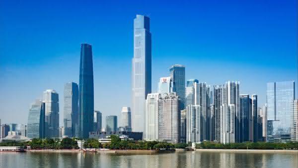 Guangzhou CTF Finance Centre entre os predios mais altos do mundo