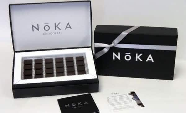 Noka Vintages Collection chocoloate mais caro do mundo