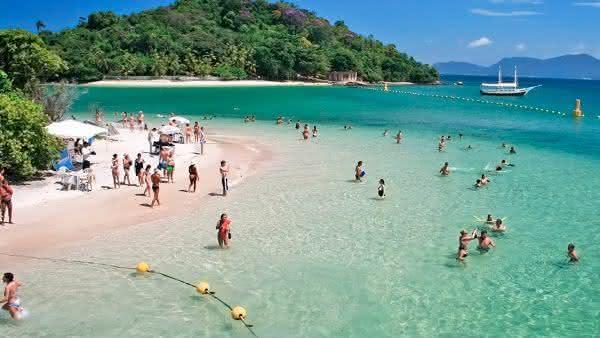 Angra dos Reis entre as praias mais caras para morar no Brasil