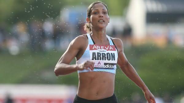 Christine Arron entre as mulheres mais rapidas de todos os tempos