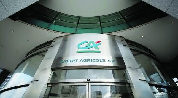 Credit Agricole Group entre os maiores bancos do mundo